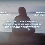 Meditation Tips Image
