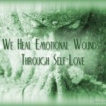 Healing Emotional Wounds Through Self-Love Image
