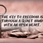 The Key to Freedom Image